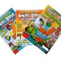 """Набор из трех настольных игр """"Angry Birds"""""""