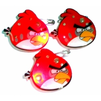Мигающий значок Angry Birds