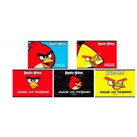 Альбом для рисования Angry Birds
