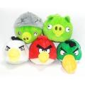 Набор Angry Birds 15см