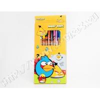 Мега набор для школьника большой Angry Birds
