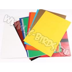Набор цветной бумаги Angry Birds