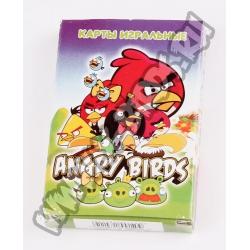 Карты игра Angry Birds