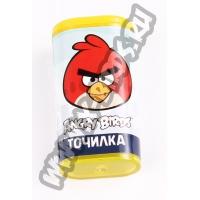 Точилка в цилиндре Angry Birds