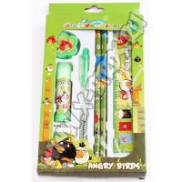 Канцелярский набор Angry Birds.