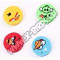 Набор ластиков Angry Birds с фруктовым запахом
