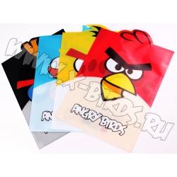 Папка Angry Birds для бумаг.