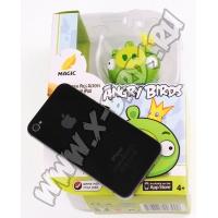 Магическая королевская свинка Angry Birds (для IPad)
