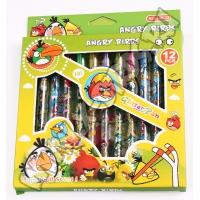 Большой набор для школьника Angry Birds