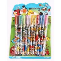 Набор гелевых ручек Angry Birds