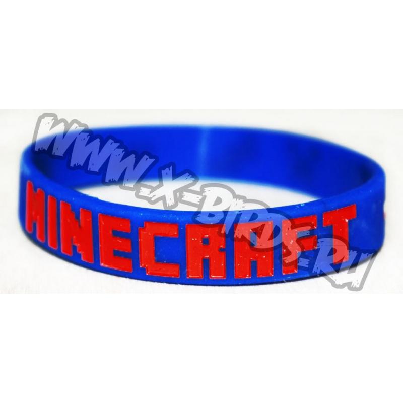 Minecraft браслеты