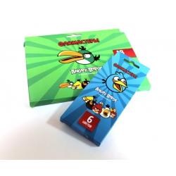 Фломастеры Angry Birds