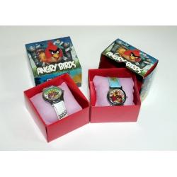 Часы наручные Angry Birds в подарочной упаковке