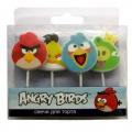 Свечи для торта Angry Birds