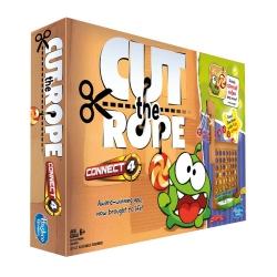"""Настольная игра """"Cut the Rope: Connect 4"""""""
