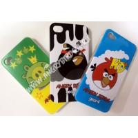Чехол Angry Birds для iPhone 4/4s 1 штука.