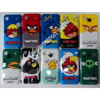 Чехол Angry Birds для Samsung Galaxy S /  i9000