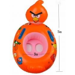 Лодка детская Angry Birds