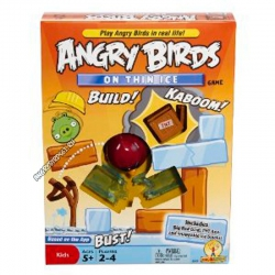 Настольная игра Angry Birds: On Thin Ice