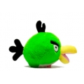 Птичка зеленая Игрушка Angry Birds плюшевая