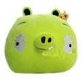 Свинка в короне Игрушка Angry Birds плюшевая