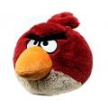 Птичка красная Игрушка Angry Birds плюшевая