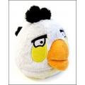 Птичка белая Игрушка Angry Birds плюшевая